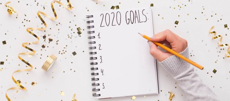 Goal Setting: Checking In On Those New Year's Resolutions